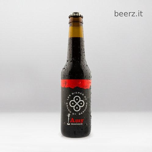 Les Bières du Grand St. Bernard - Amy - 33 cl - 5.6%