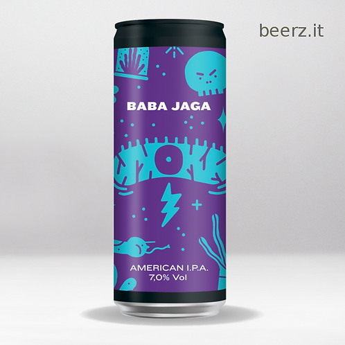 Jungle Juice Brewing - Baba Jaga - 33 cl. - 7.0%