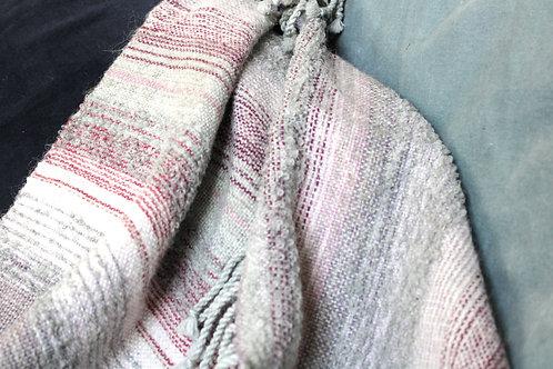 Blush - Bouclé Baby Blanket
