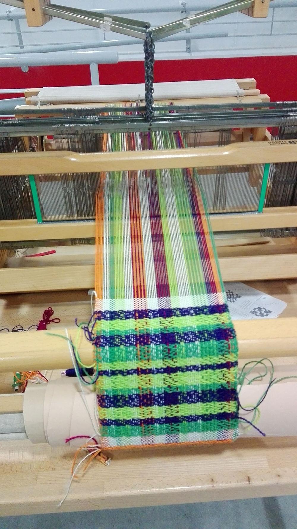 weave, wool, weaving, craft