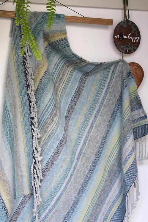 Coast - Bouclé Baby Blanket