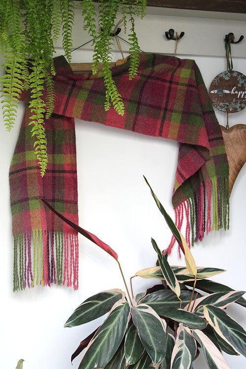 Bramble - Plain Weave Scarf