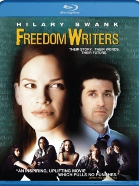 Freedom Writers (Blu-Ray) (Autographed)