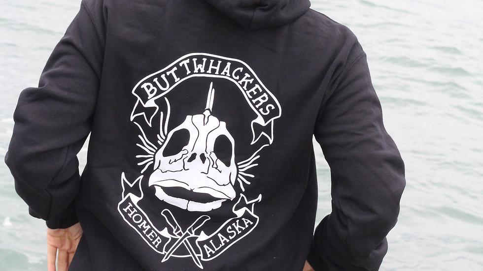 Fish Skull Hoodie