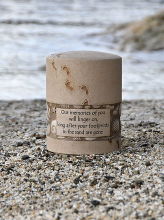 Footprints Seashells Urn BEACH.jpg