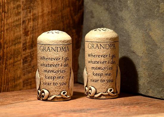 EA3008+9-E Grandma+Grandpa Keepsake Life