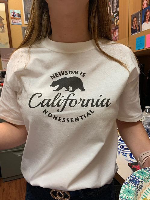 Newsom Gotta Go Shirt :)