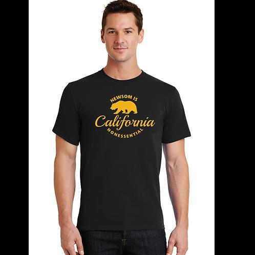 Newsom Gotta Go Mens T-Shirt Black