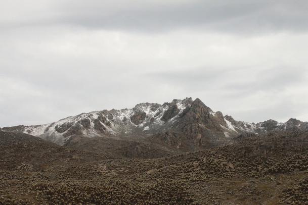 Pico de Las Cruces 4539 m.s.n.m.