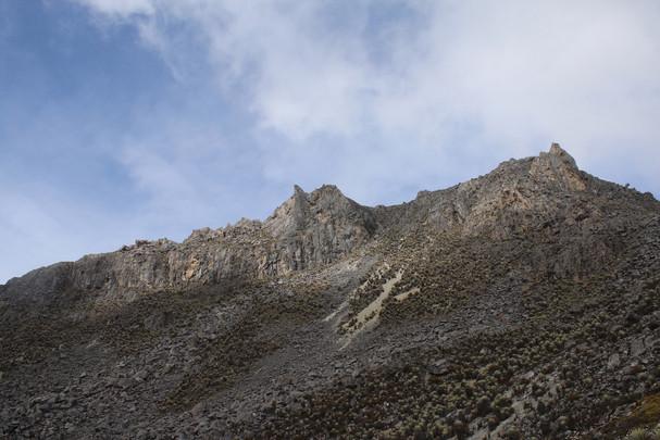 Agujas de La Carbonera