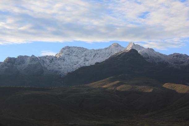 Pico Mifes 4610 m.s.n.m.