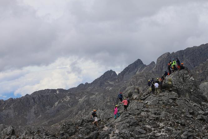 Cumbres de Las Carboneras