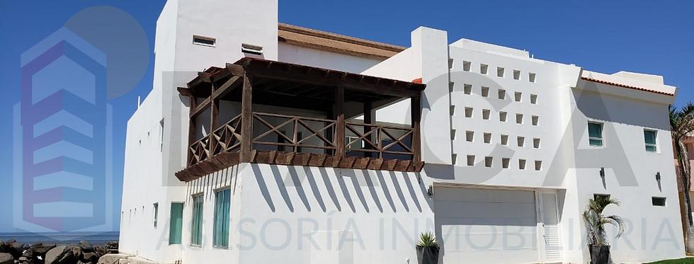Casa de playa en venta (Nuevo Altata- Privada Miramar)