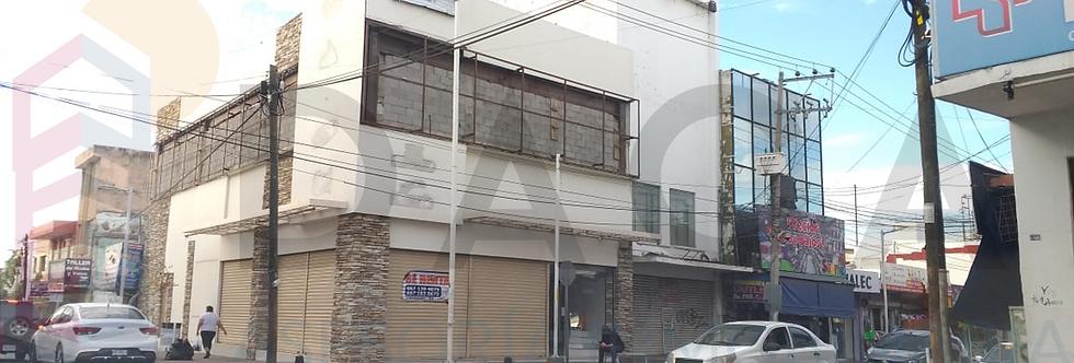 Local en renta 200m2 (Col. Centro)