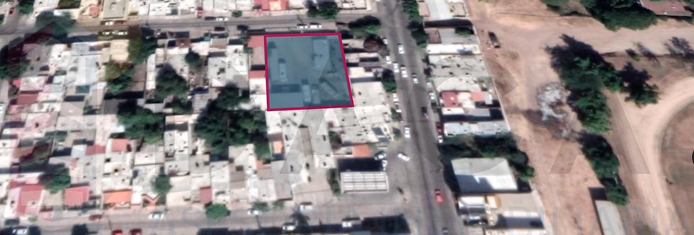 Terreno en venta (Col. Morelos)