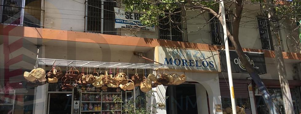 Local en renta 30m2 Plaza Morelos (Colonia Centro)