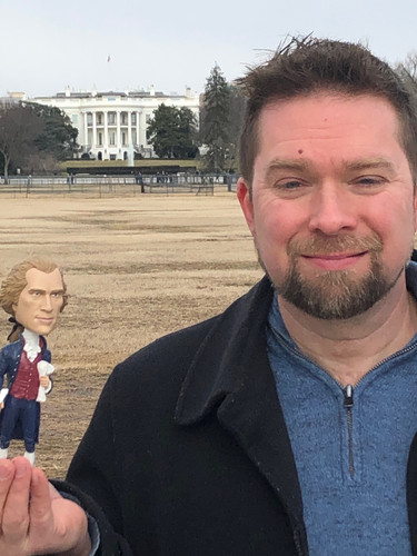 One of Jefferson's old haunts.