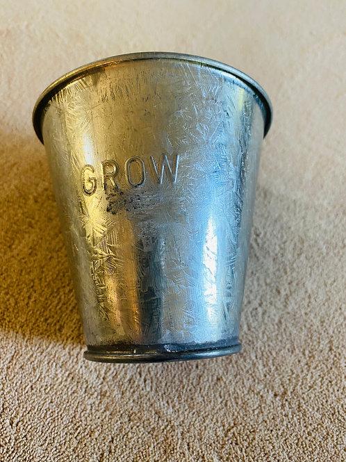 Silver Storage Tin