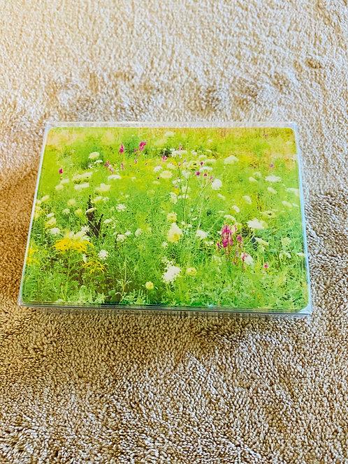 Wildflowers Card Deck