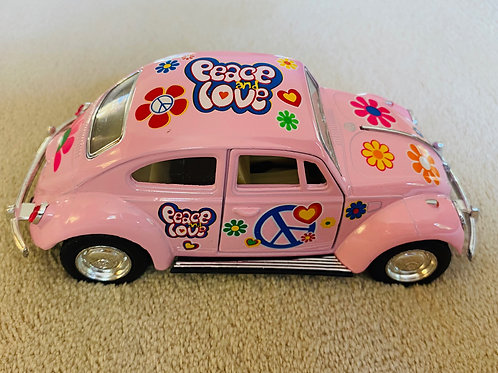 Pink Collectable Car