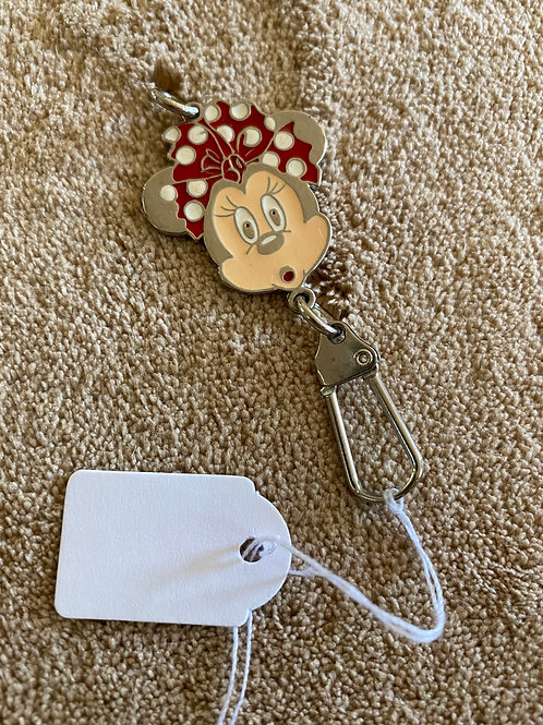Minnie Mouse Key Chain/Charm