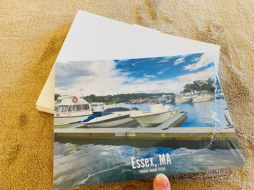 Essex MA Notecards