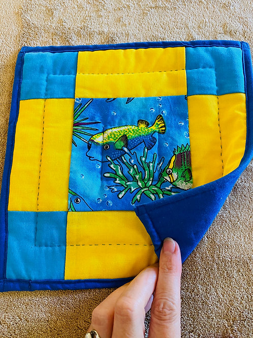 Fish Potholder