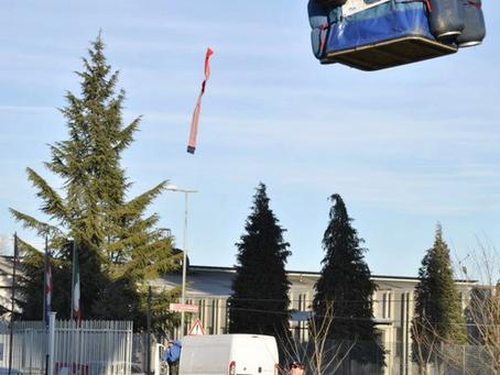 Wettkampf in Mondovi Italien, 2013