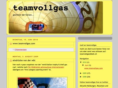 Unsere erste Website