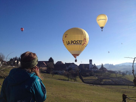Emmentaler Ballonwoche 2013