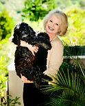 Kathy Garver and dog.jpg