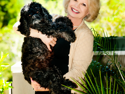 Kathy Garver Joins The Celebrity Pets TV Network