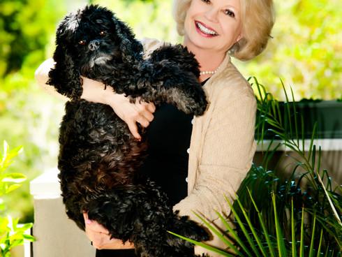 Kathy Garver Joins The Celebrity Pets TV Network