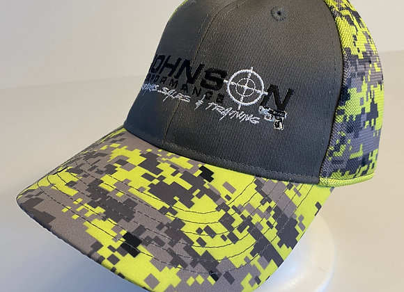 Cap - Grey / Lime