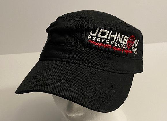 Military Cap- Black