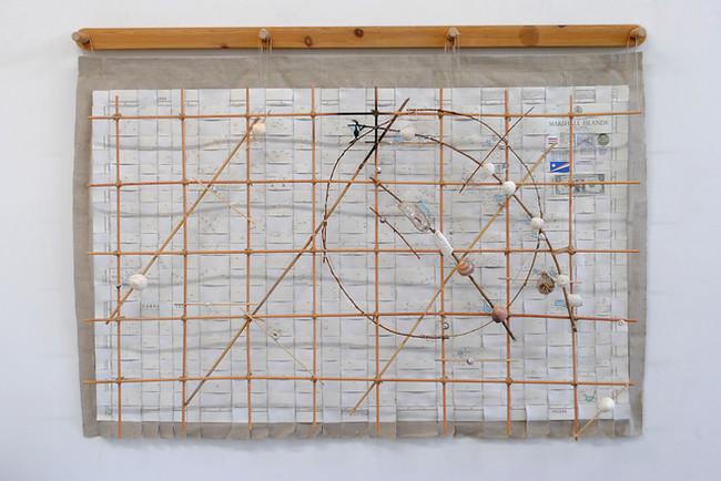 'jolet jen Anij', 2018, 90 x 124 x 10 cm