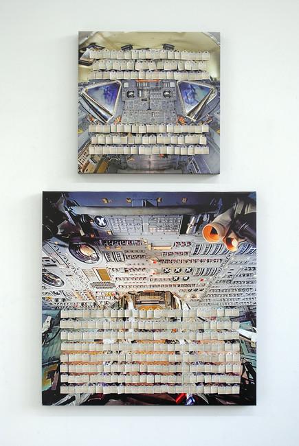 '300 Beliefs', 2021, 105 x 60 x 3 cm