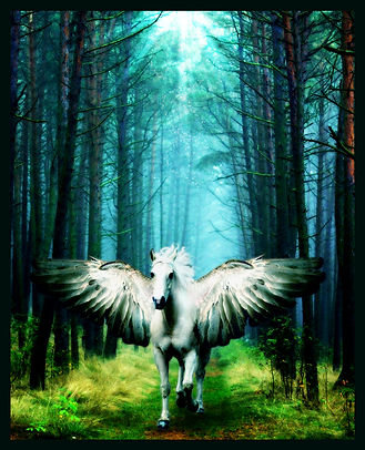 pegasus in woods.jpg