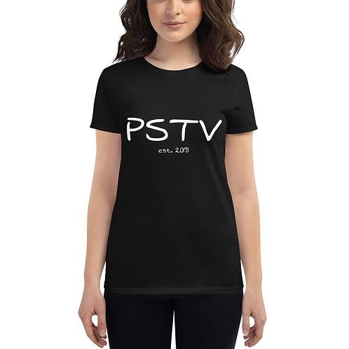 Women's PSTV Est 2018 Tee