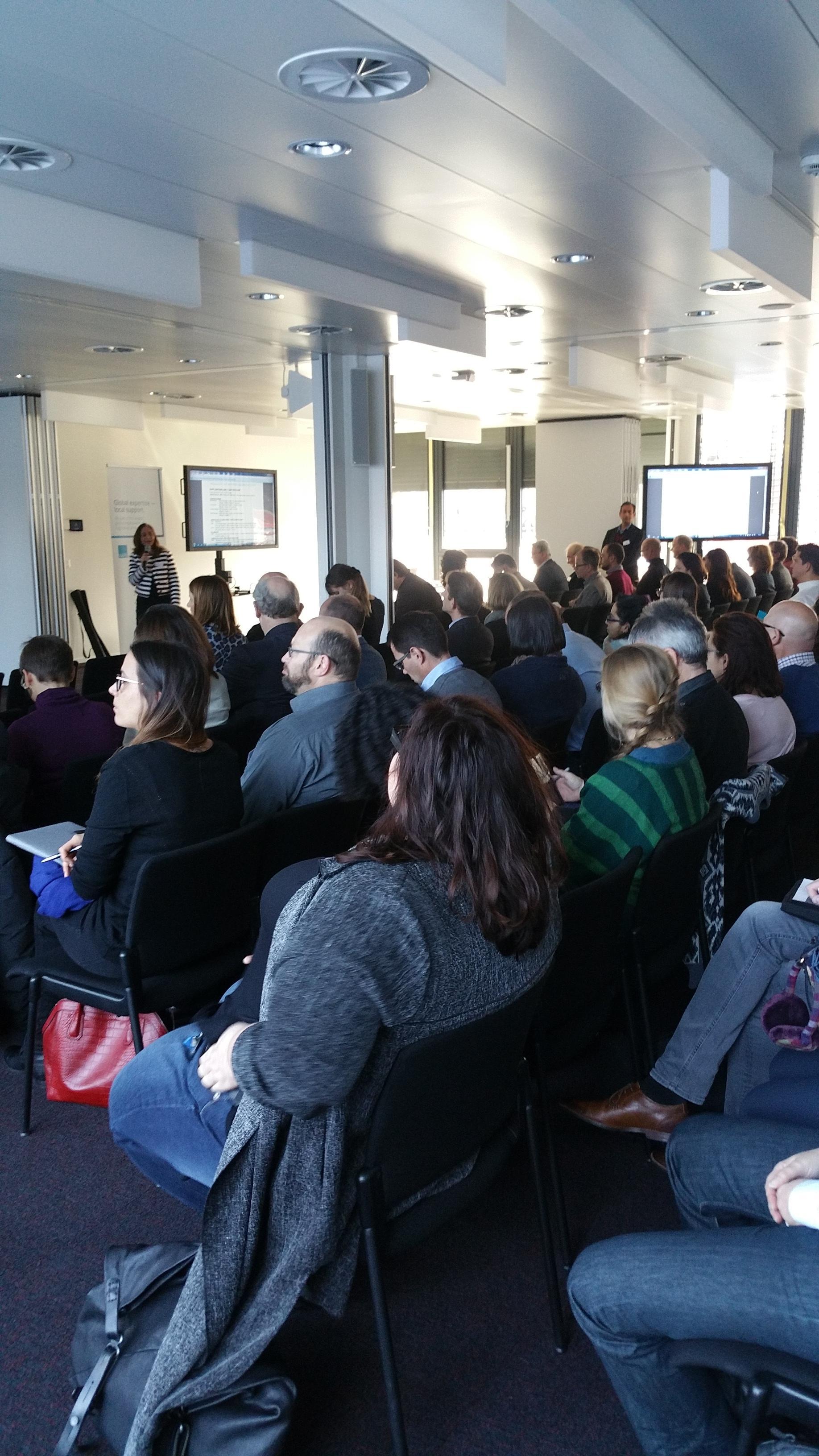 RAPS Switzerland Chapter - Bern Event of