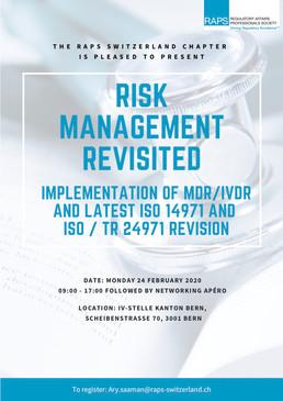 RAPS-CH - Risk Management Revisited - Fl