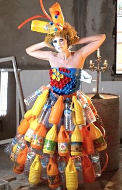 Bottles dress