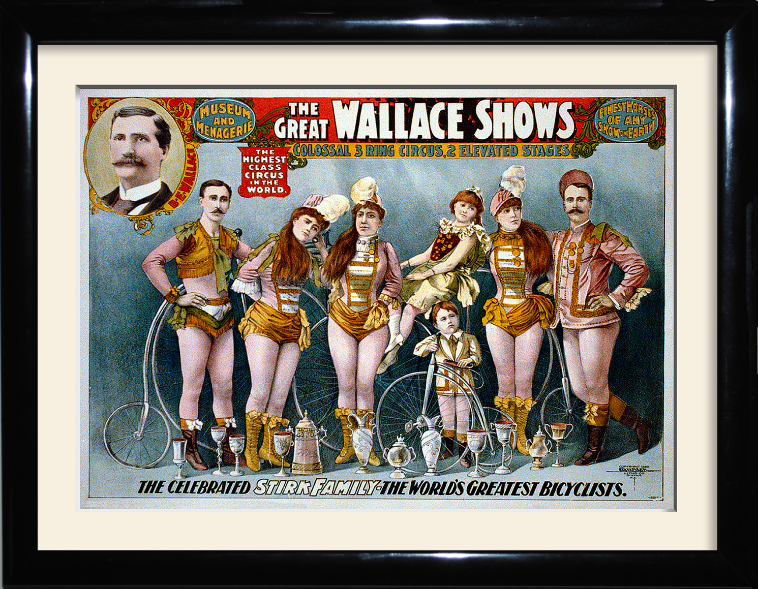 great wallace shows