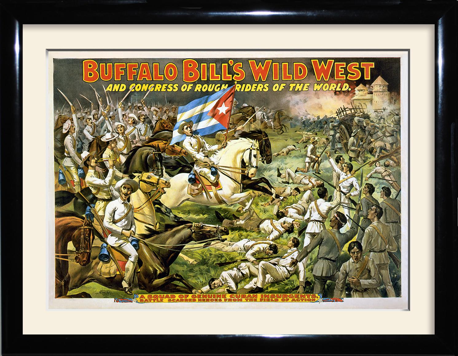 buffalo bills wild west