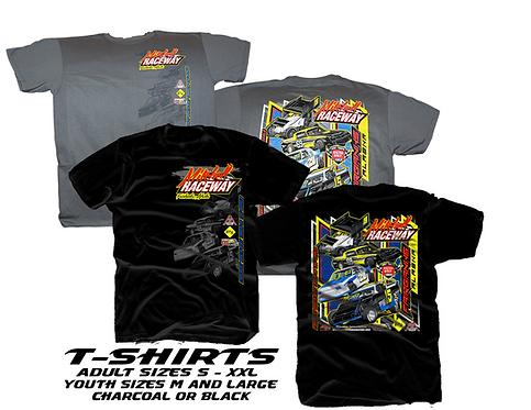 Mitchell Raceway T-Shirts