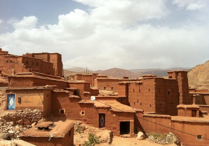 Villahe de l'Atlas