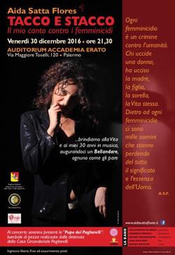 """Aida Satta Flores """"Tacco e Stacco"""""""