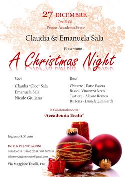 """A Christmas Night"" 2015"