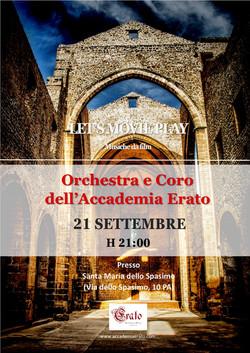 Orchestra e Coro dell'Accademia Erato