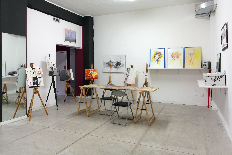 Sala Pittura e attività extra